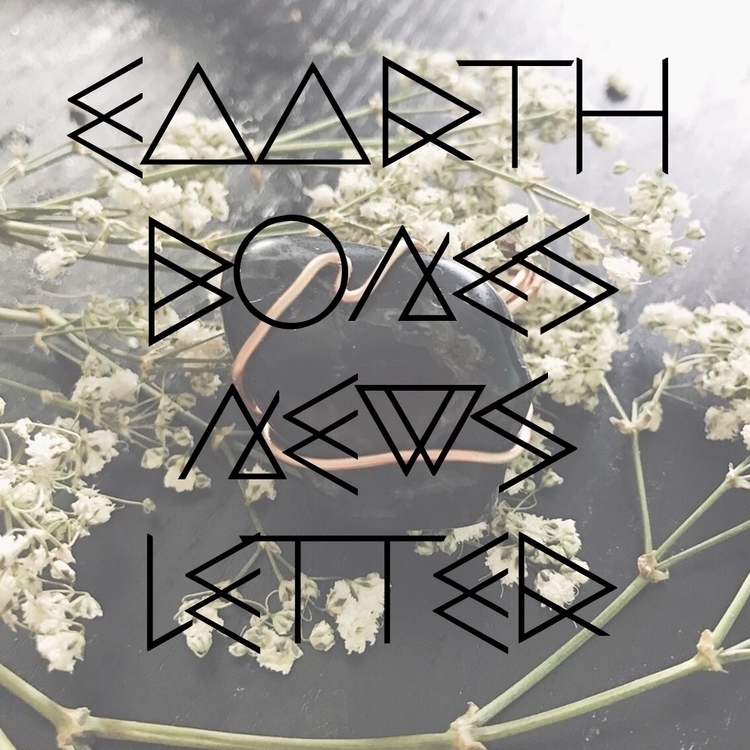 NEWSLETTER 4 (click picture sub - eaarthbones | ello