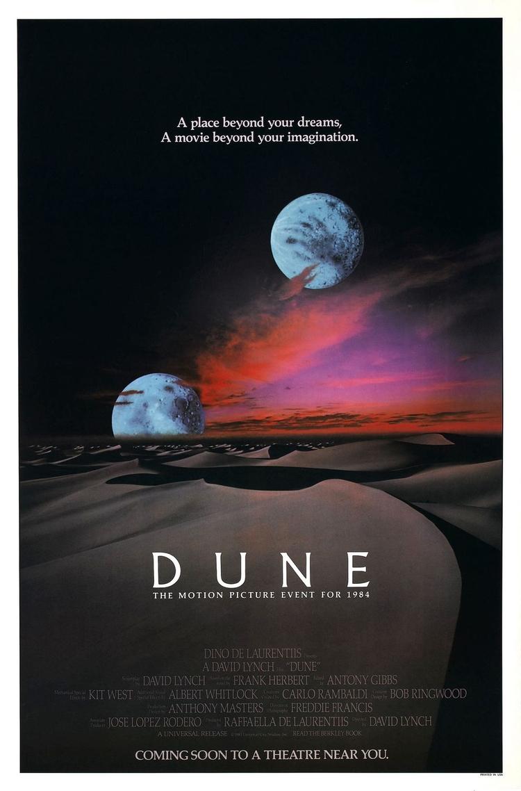 Tonight David _Dune_ time list  - brettchalupa   ello