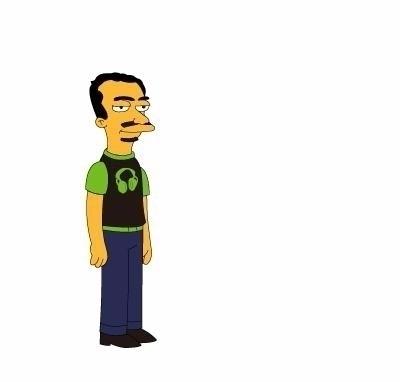 Simpson - simpson, vector - alister-h-owl | ello