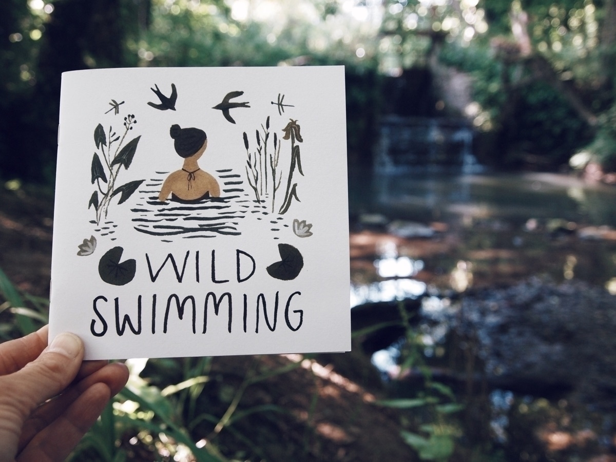 Wild Swimming - guide, written  - florajamieson | ello