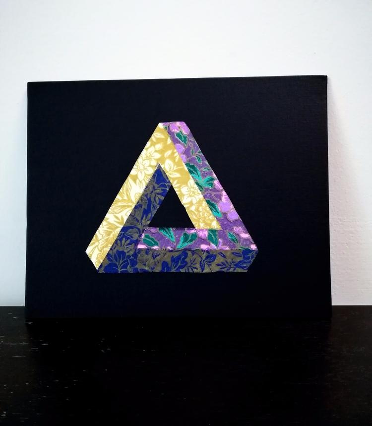 Golden Penrose - daniellegeva | ello