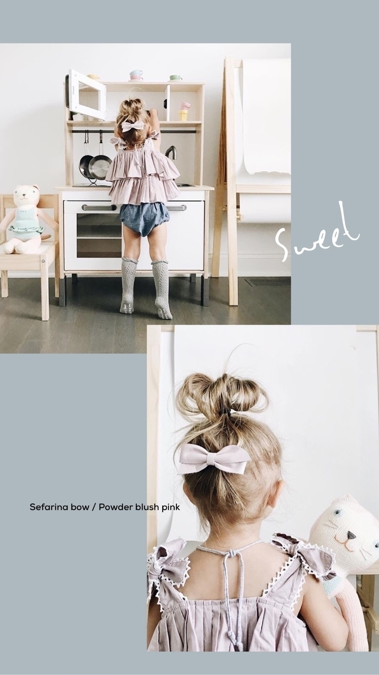 online | - hairbows, bow, nylonheadband - mischaastoria | ello