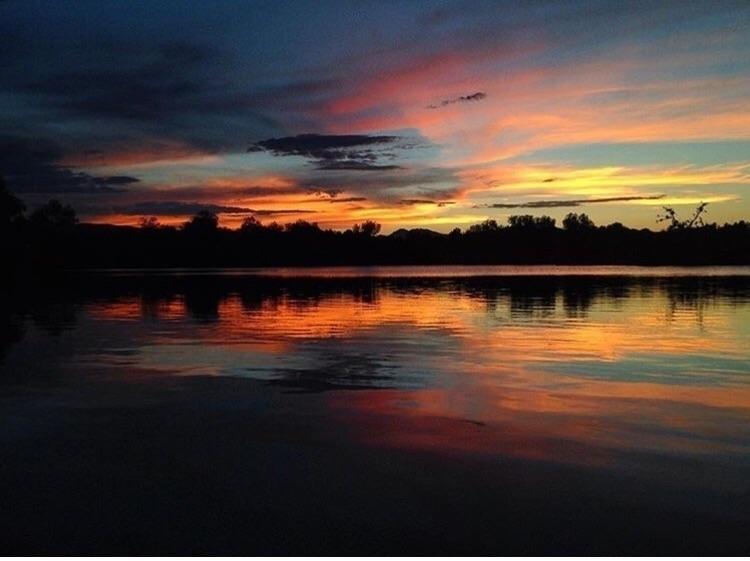 strong Chuck Img:@ibechowen⠀ - sunset - bitfactory | ello