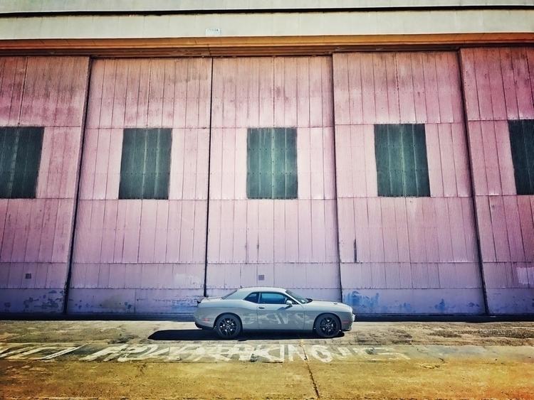 car front pink doors - noparking - hollingsworth | ello