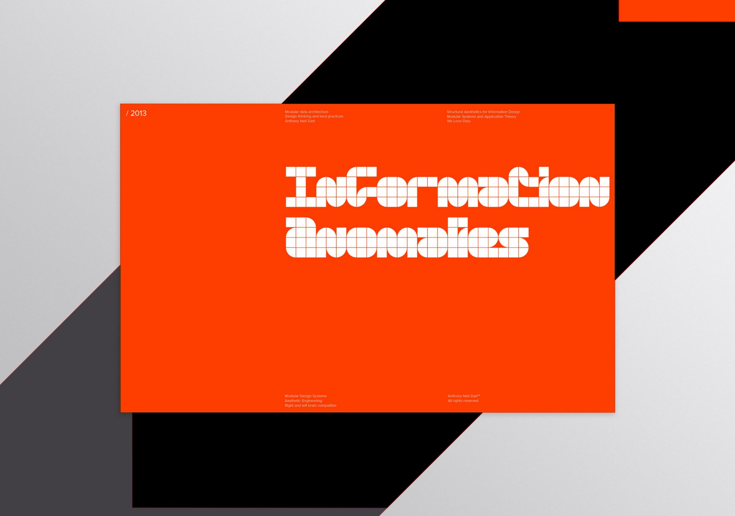 Information Anomalies - Modular - anthonyneildart | ello