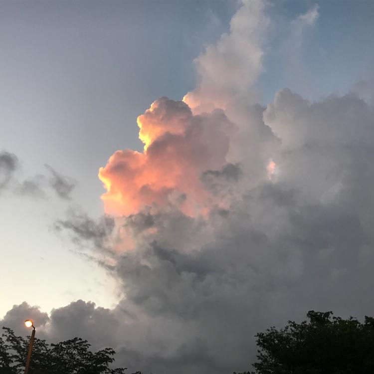 Dawn Cumulus - markingkarma | ello