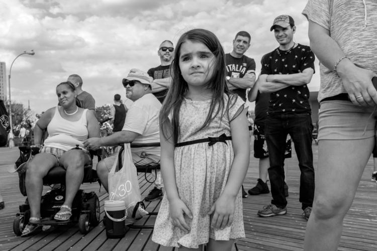 Sidelined Coney Island, NYC - giseleduprez   ello