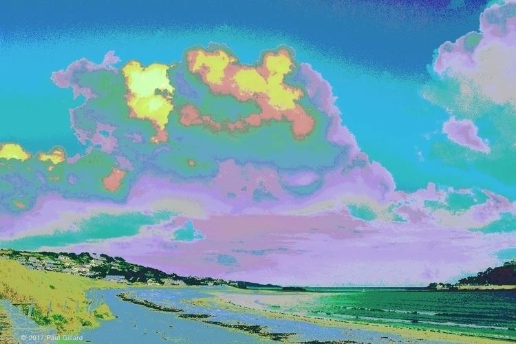 posterized nature - 016 - contemporary - paulgillard | ello