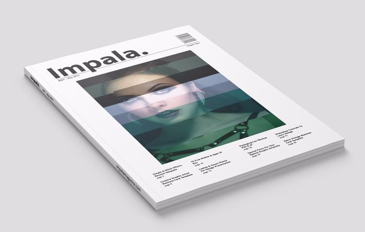 Impala Magazine   Student Proje - fxsd   ello