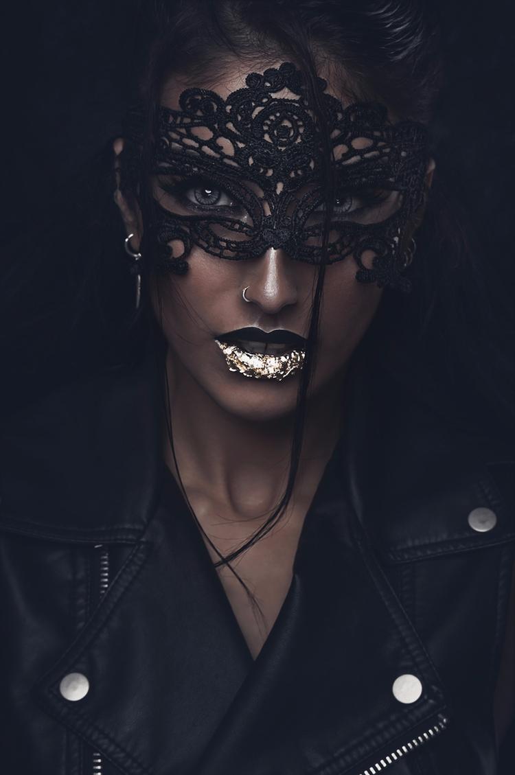 Photographer: Gino Vitale -Han - darkbeautymag | ello