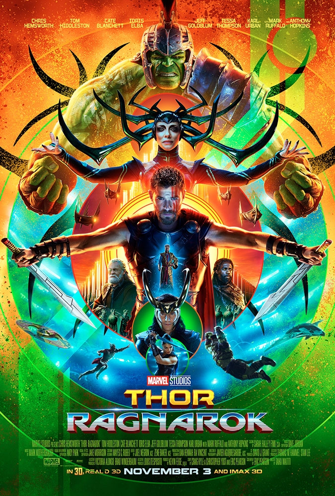 Comic-Con 2017: 'Thor,' 'Black  - bonniegrrl | ello