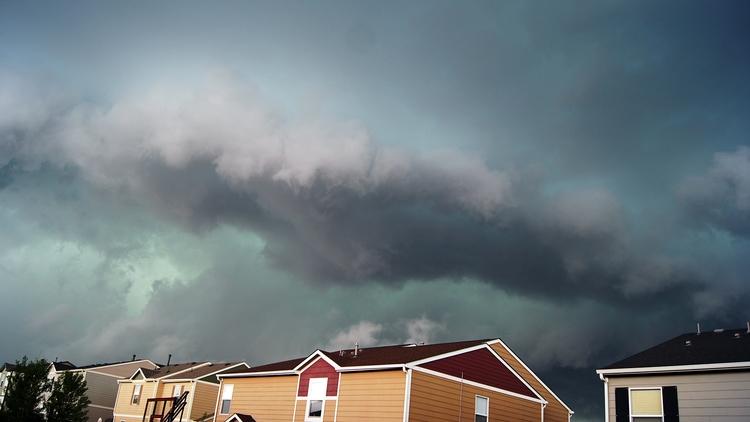 Afternoon Storm 2017 - dssken | ello