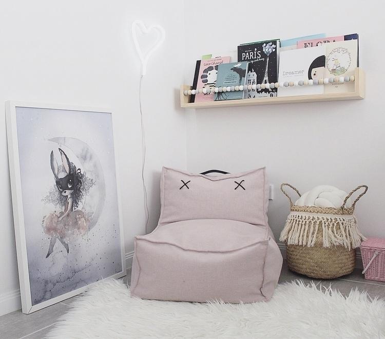 Cosy bedroom corner  - interior - _misskara | ello