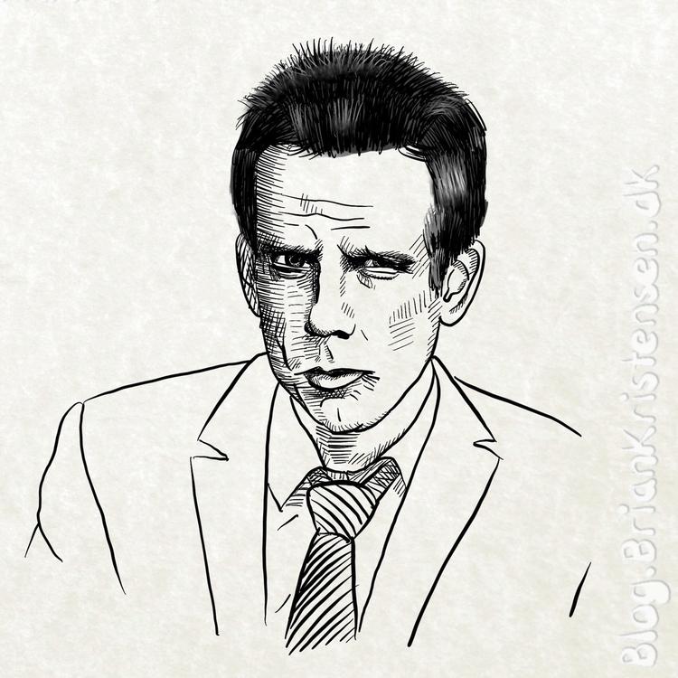Draw - Ben, Stiller - art2u | ello