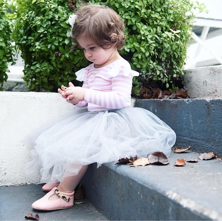 Ivy cute styled Pink Stripe Lon - littleheartsco | ello