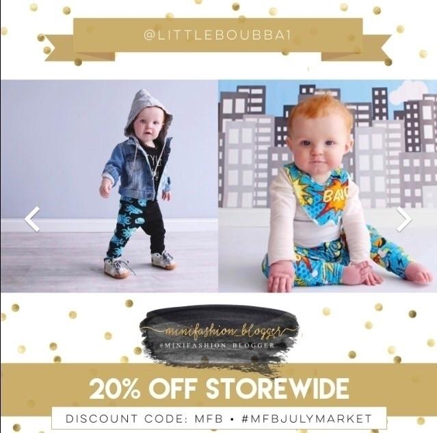 LIVE 20% storewide - littleboubba - littleboubba | ello