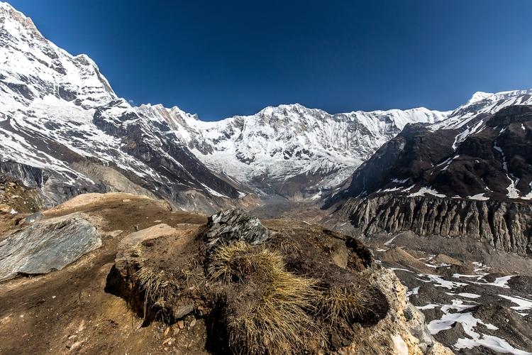 **Annapurna Nepal** 8,091m Anna - papa_delta | ello