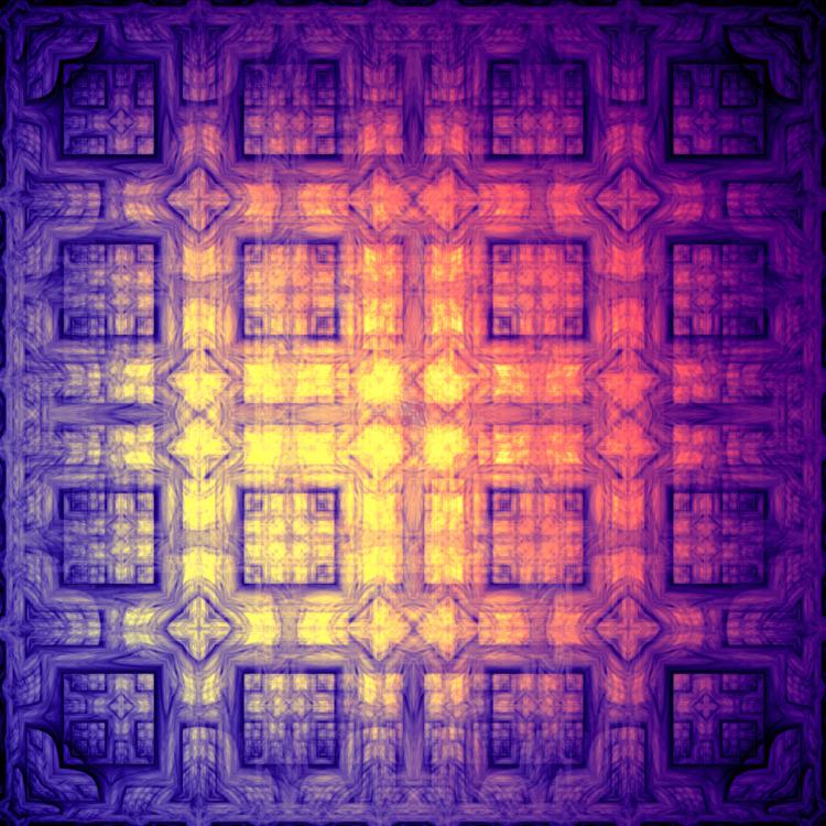 book - 170723 daily doodles - fractal - alexmclaren | ello