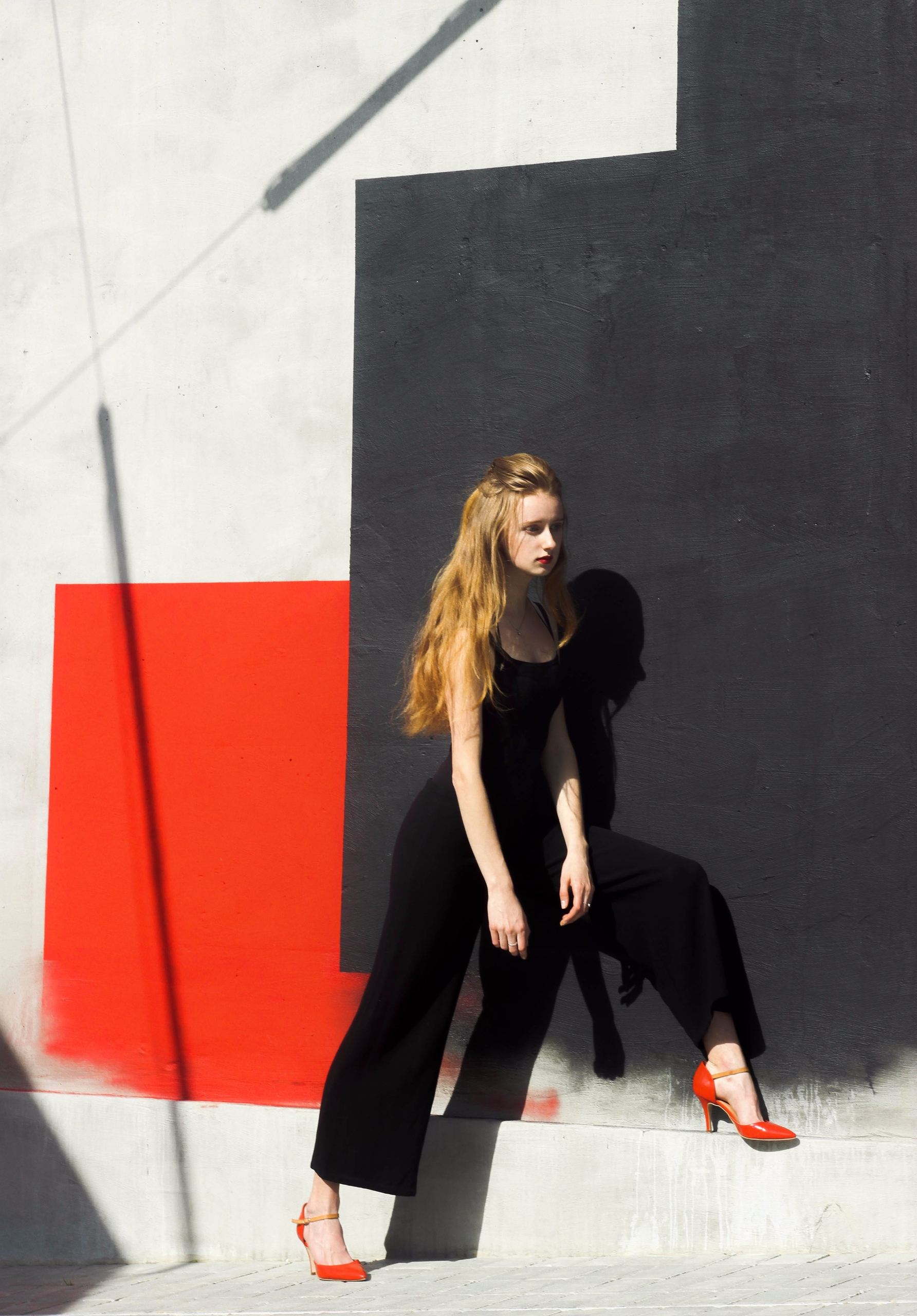 COMPOSITION 2017 - line, color, red - svitlanayershova   ello