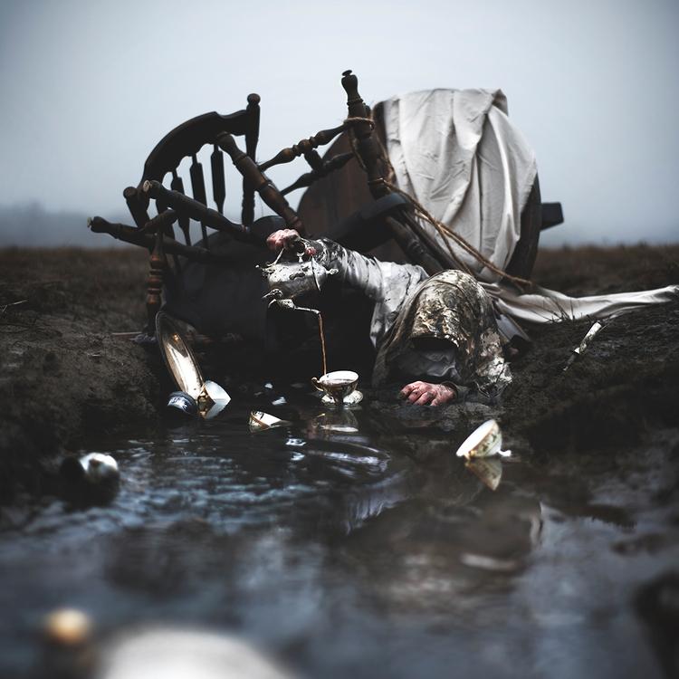 """Tetro"" — Photographer/Model:N - darkbeautymag | ello"