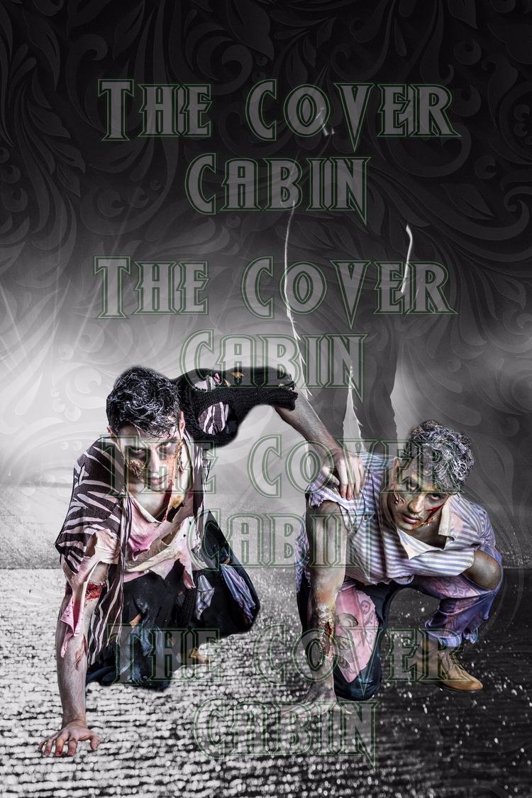 Zombies cover 6x9 - cornbronk | ello