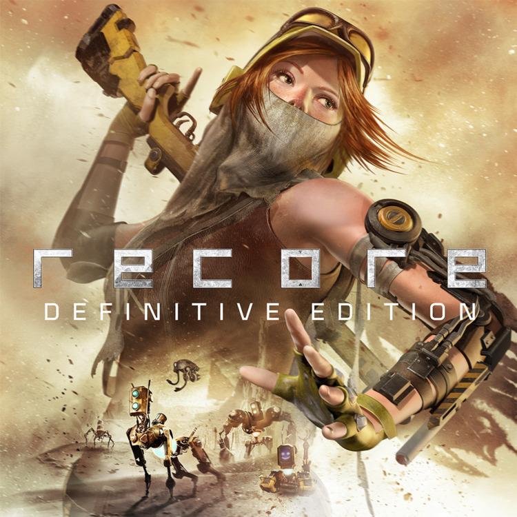 ReCore: Definitive Edition leak - bradstephenson | ello
