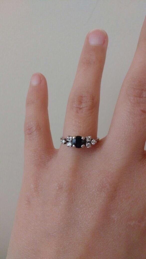 Engagement ring friend - pangaiajewels   ello