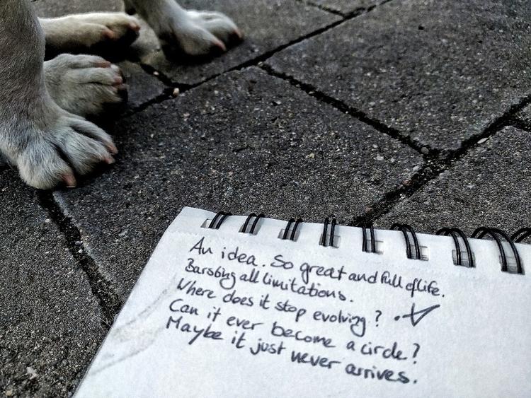 idea. great full life. Bursting - victoriainthewoods   ello