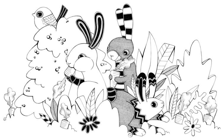 :rabbit:🥕 - morerabbitfun, productline - eferboel | ello