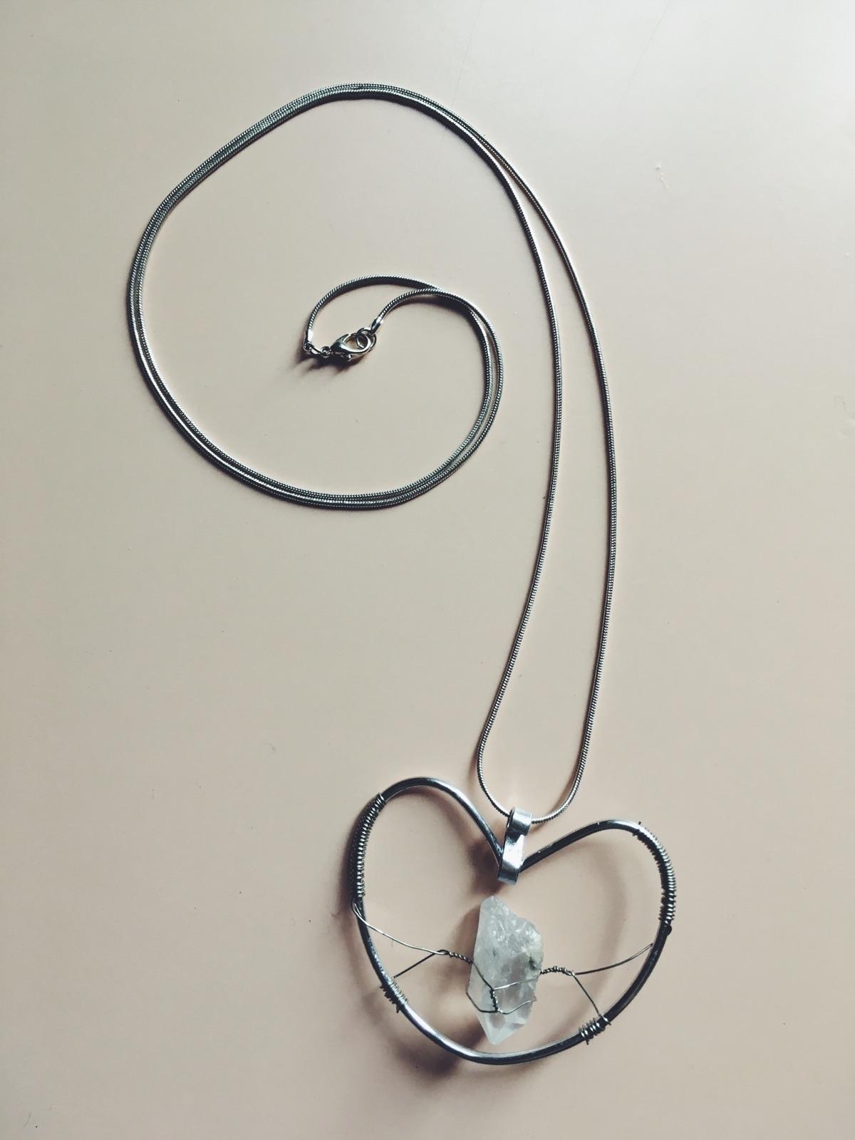 Love Dreamcatcher Necklace / $2 - iiindigoaura | ello