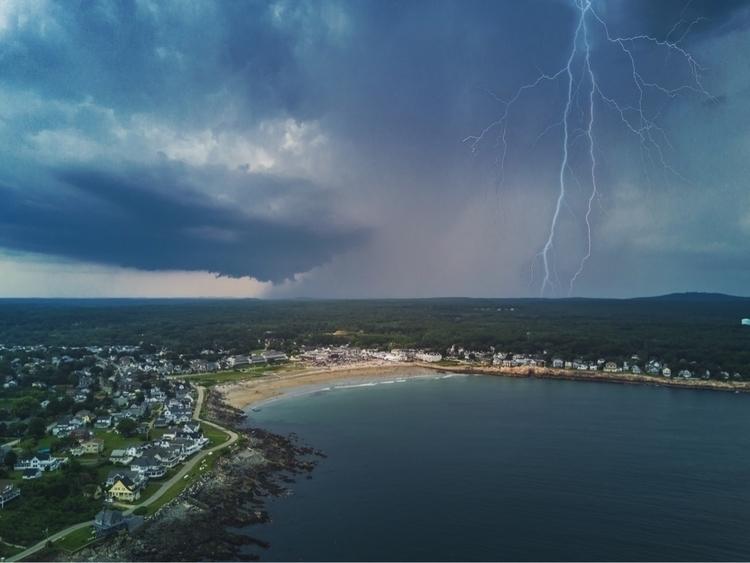 Drone storm York - rightcoastrobo | ello