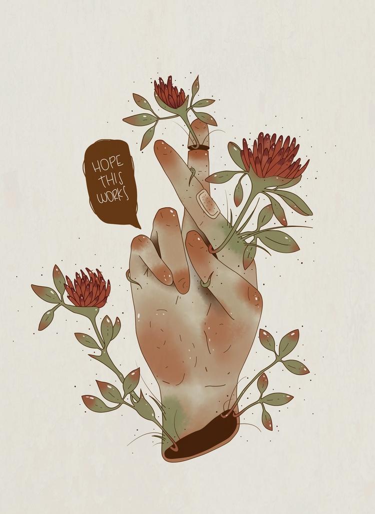Petunia Illustrator Guatemala p - yosoypetunia | ello