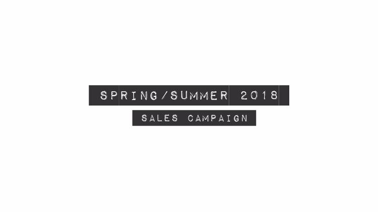 SPRING/SUMMER 2018 SALES CAMPAI - ernestodolanishoes | ello