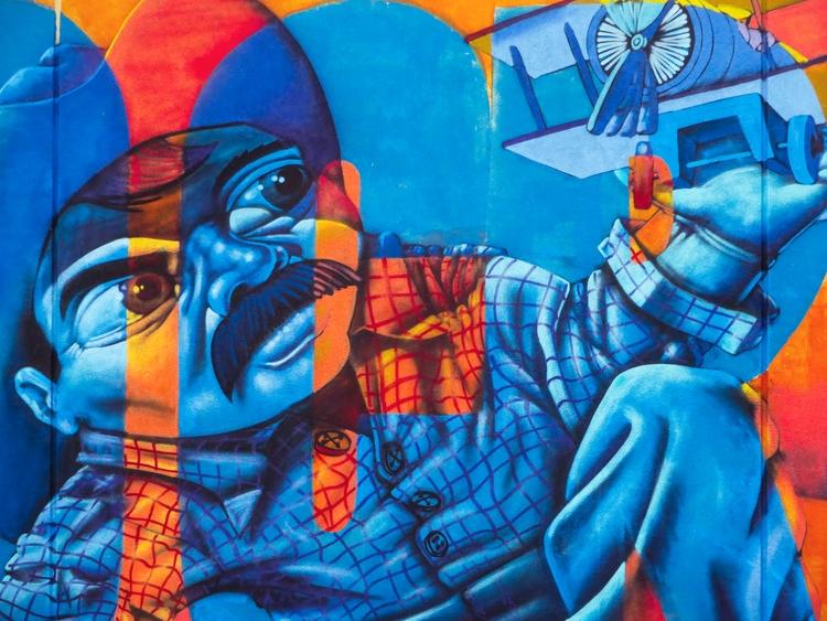 Graffiti - 6, eado, houston, downtown - jairorazo | ello