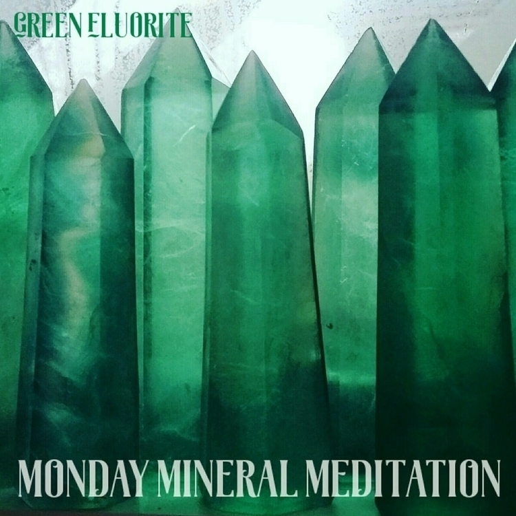 Monday Mineral Meditation – Gre - sacredservicereiki | ello