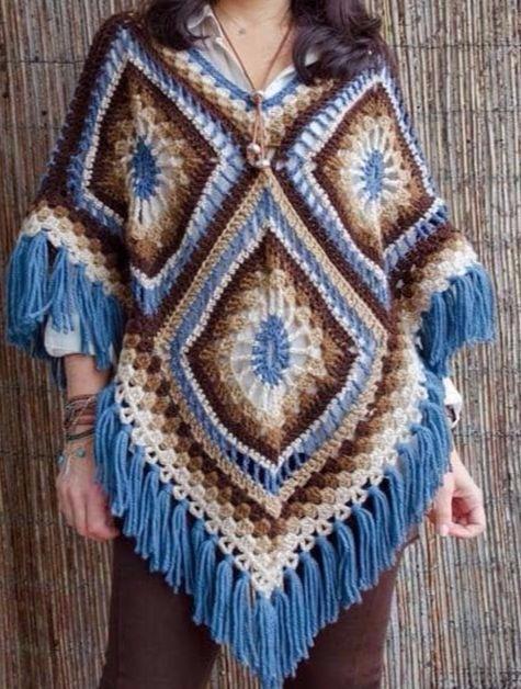girls ... crochet square video  - carlabreda | ello