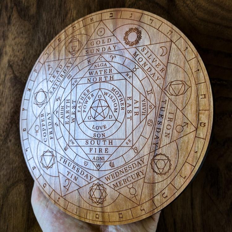 Sigil Universal Awakening - pre - sacredservicereiki | ello