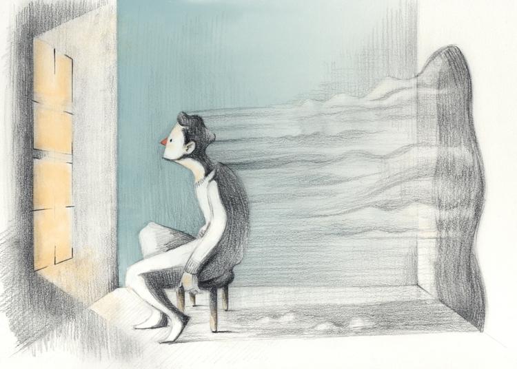 Vigil  - illustration - andebar | ello