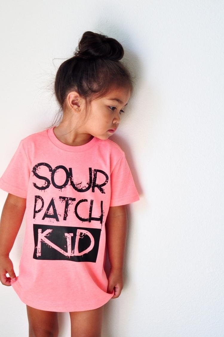 Sour Patch Kid - trendykidzfashion - little_fox_threads | ello