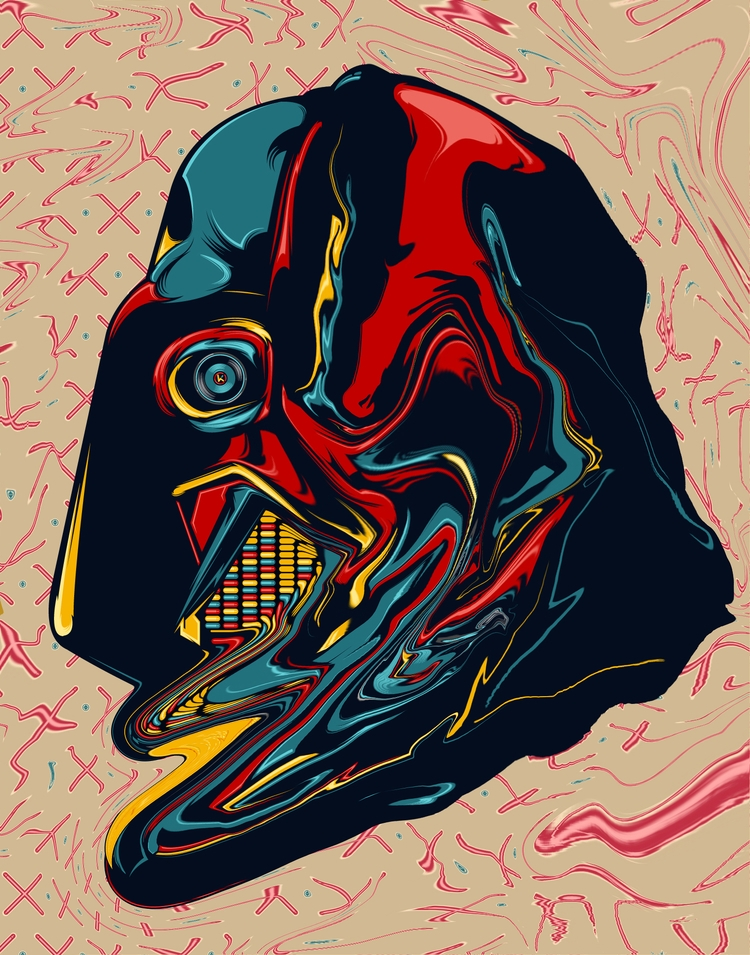 Flow Starwars - kzengjiang, illustration - kzengjiang | ello