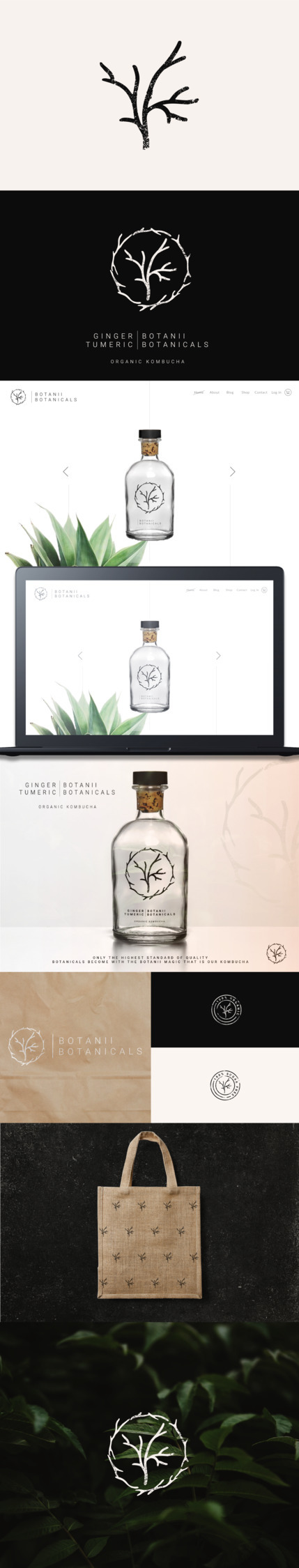 Botanii Botanicals full brandin - broodmethod | ello