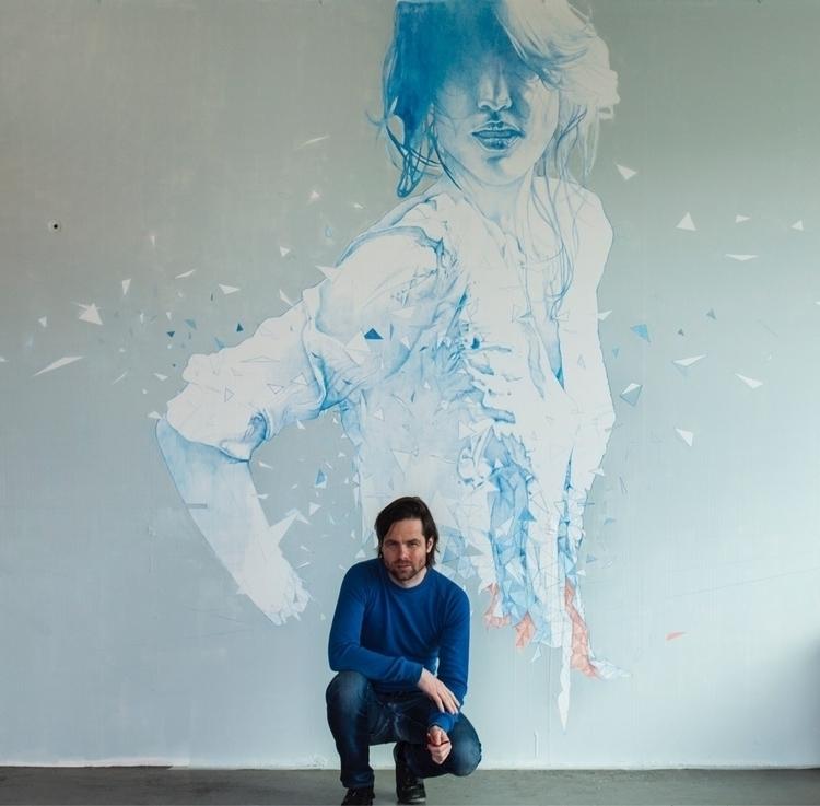 Mural Ambassadors Amsterdam (NL - daannoppen | ello