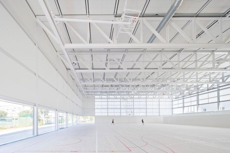 Multi-sport pavilion classroom  - elloarchitecture | ello