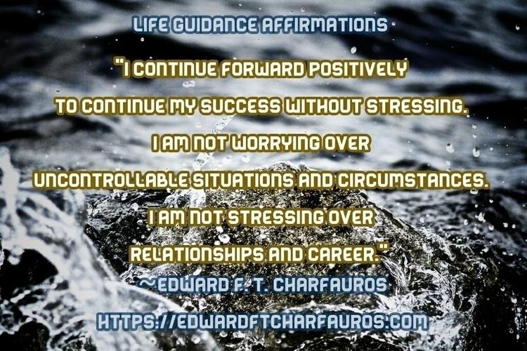 continue positively affecting d - edwardftcharfauros | ello
