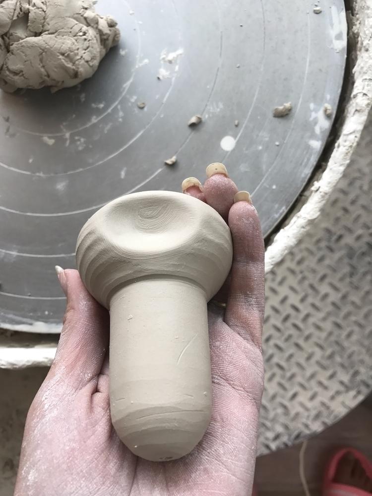Chubby buddy - LILPsPottery, pottery - lilpspottery | ello