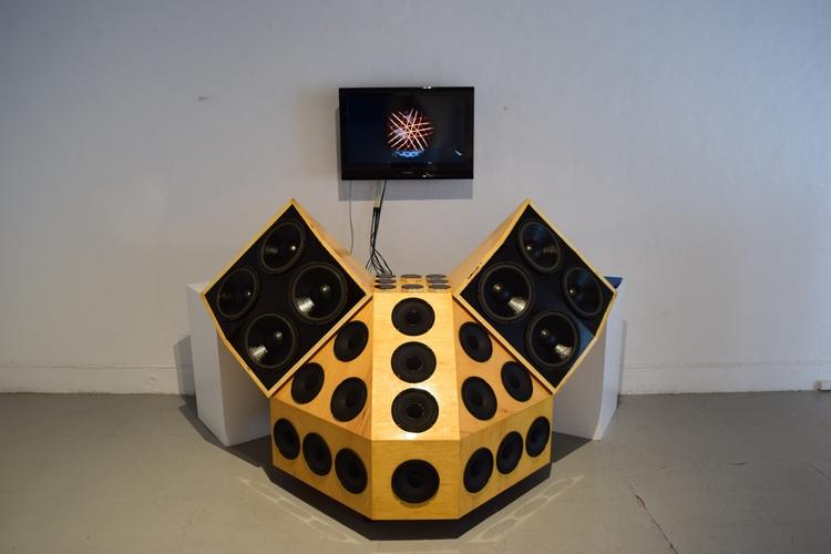 Sculpture Sound Design Nathan W - nathandankneiss | ello