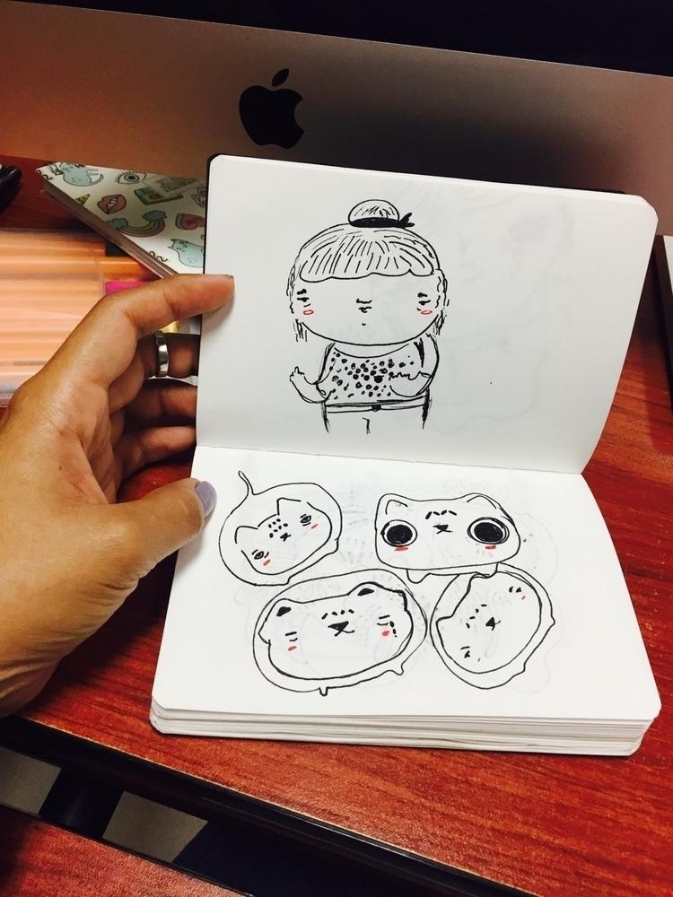 doodles, doodle - merr | ello