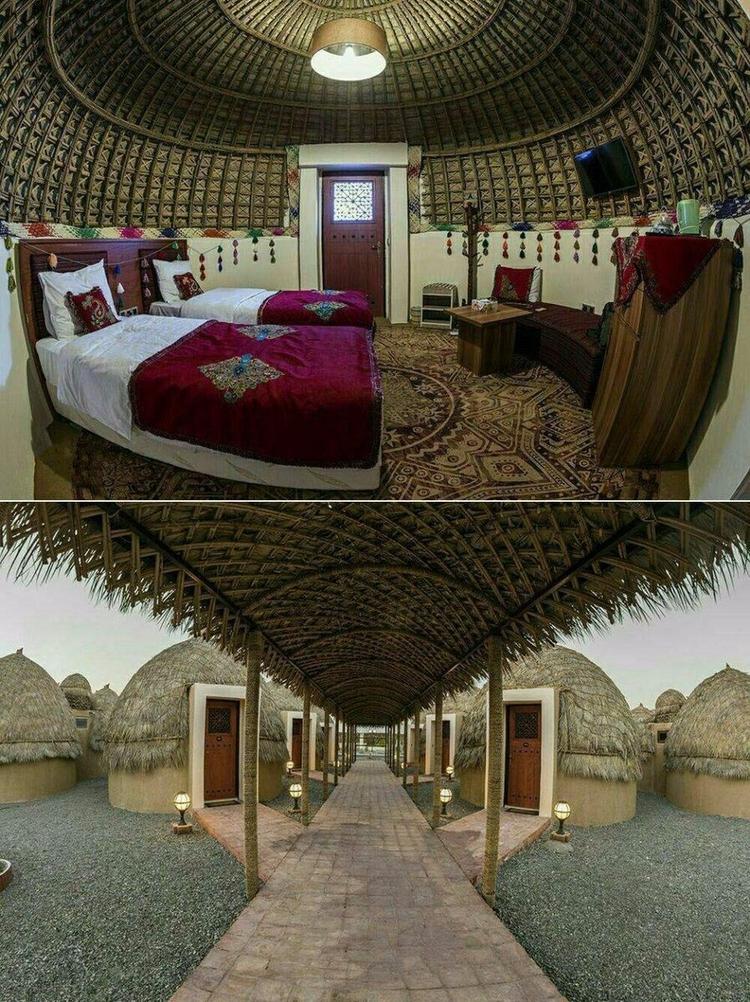 هتل چهار ستاره قلعه گنج کرمان ت - negarestanhonar | ello