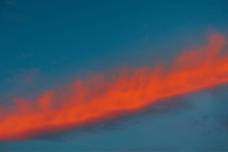 Belgium summer. Les nuages sont - fabriziodepatrephotographer | ello