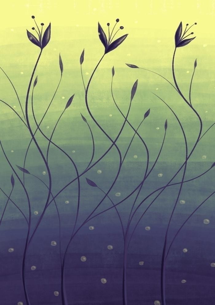 latest artworks - algae plants  - borianag | ello